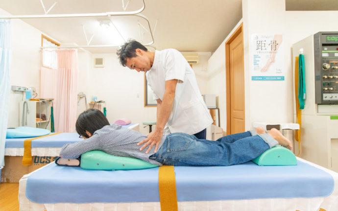 柴崎整体院(腰痛 産後骨盤矯正)